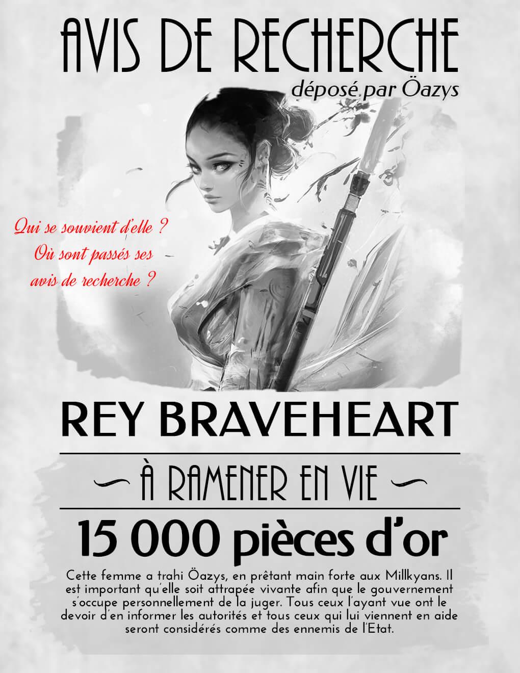 J'ai perdu mon chevorc (Armerys, Rose, Siegfried, Yanko et Hex) Wanted-rey-edited