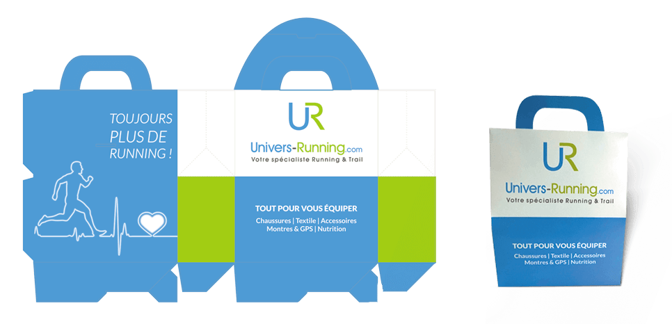 Packaging Univers Running